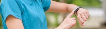 Smartband Monitor de Salud